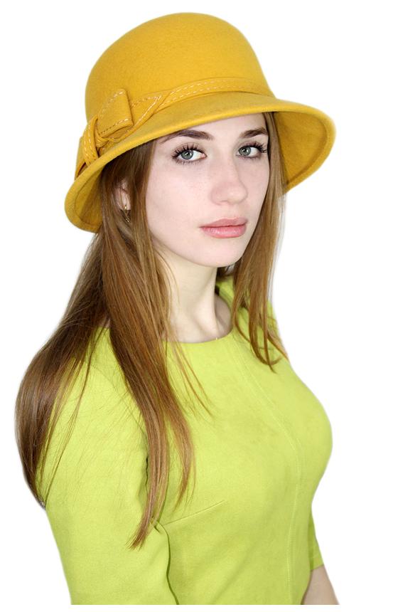 """Шляпа """"Девсия"""""""