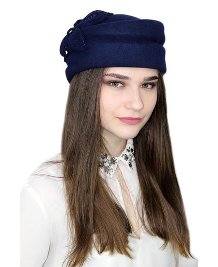 "Шляпка-таблетка ""Маквала"""