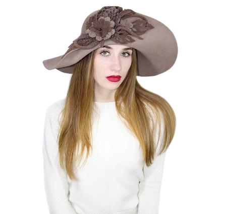 """Шляпа """"Шарлотта"""""""