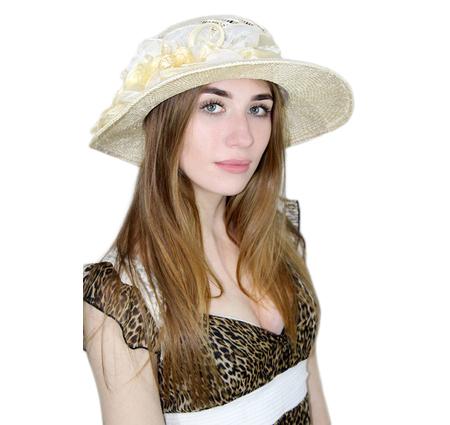 """Шляпа """"Аделина"""""""