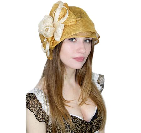 """Шляпка """"Аливия"""""""