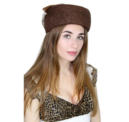 "Шляпка-таблетка ""Алодия"""